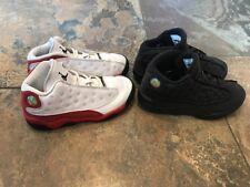 Lot Of Boys Sneakers(Jordans)-size 10