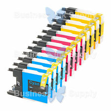 12 COLOR LC71 LC75 Compatible Ink Cartirdge for BROTHER Printer MFC-J435W LC75