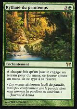 MTG Magic - Guerriers de Kamigawa  - Rythme du printemps - Rare VF