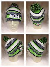 NFL Seattle Seahawks 2014 On-Field Player Sideline Sport Knit Hat by New Era