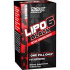 NUTREX LIPO 6 BLACK ULTRA 60CAPS - COD FREE SHIPPING