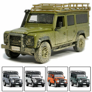 Land Rover Defender 1/32 Off-road Vehicle Model Car Alloy Diecast Toy Kids Gift
