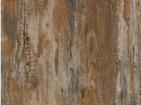 d-c-fix Klebe-Folie Selbstklebefolie Rustik altes Holz 90 cm breit | XXL 15 m