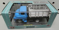 DODGE BIG GIANT FARGO BOYS TRUCK STAKE BLUE 1957 COE JOB RATED 12-13 MOPAR M2
