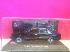 SUPERBE TALBOT TAGORA GLS 1981 EN BOITE 1/43 P2