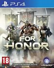 FOR HONOR JEU PS4 NEUF