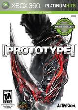 Prototype (Platinum Hits) Xbox 360 New Xbox 360