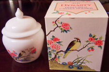 """Vintage 1971 Avon """"Dynasty"""" Perfumed Candle Holder - New"""