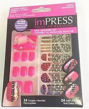 Kiss imPRESS Press-On Manicure Nail Designer Kit - 59852 Merry & Bright