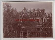 "(F14216) Orig. Foto Berlin Grunewald, Neubau d. ""Haus Babenberg"" 1911"