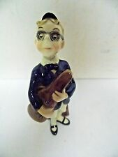 1950s Gort Bone China Figurine PERCY   Figure