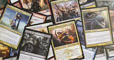 1000 Mtg Magic the Gathering Cards Lot Collection Card And Bonus 25 Rares New