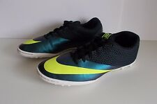 Men's Black/Turquoise/Lime Nike Astro Turf Trainers Size 7 UK