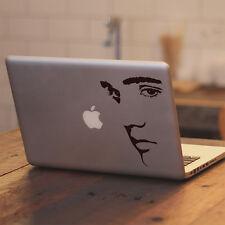 Elvis Presley Profile for Apple Macbook Air/Pro Laptop Car Vinyl Decal Sticker