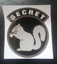 Secret Squirrel Car Vehicle Window Decal Sticker