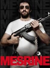 MESRINE: PUBLIC ENEMY NO. 1 Movie POSTER 27x40