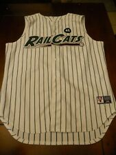 Gary SouthShore RailCats Game Used Jersey #40 Autographed by Player