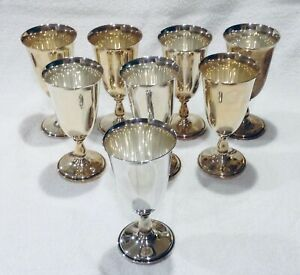 Reed & Barton POINTED ANTIQUE (1)  Sterling Water Goblet -Up to 8 Available