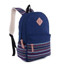 Mode Damen Mädchen Reisetasche Rucksack Schulter Schule Backpack Freizeittasche