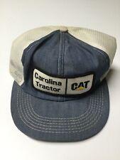 Vtg Cat Hat Mesh