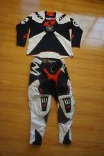 One Industries Motocross gear combo Large L 30  dirt bike mx atv offroad