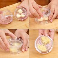 New Kitchen Tool Garlic Chopper Slicer Cutter Grinder Hand Twist Presser Masher