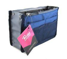 Periea Handbag Organiser Organizer Purse Insert Travel Bag Liner Tidy Royal Blue