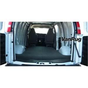 BedRug Vanrug Cargo Mats for Ford E-150/E-250/E-350 Standard 1992-2014