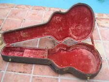 60's Gretsch GUITAR CASE Chet AtkinsTennessean Nashville Anniversary