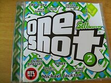 ONE SHOT SETTANTA VOL 2  CD OGGI  MICHAEL JACKSON THE CURE DONNA SUMMER