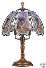 touch lamp desk   Graiffe 24 inch