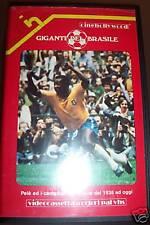 [1625] Giganti del Brasile - VHS rara Pelè e i campioni Brasil