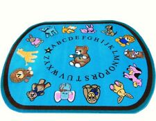 Educational Rug For Schools - Day Care - Kids Room 8' X 10' BABY ANIMALS.