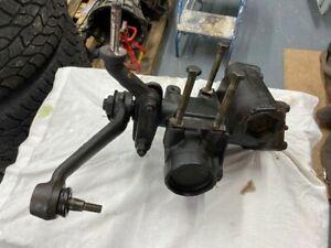 land rover defender power steering box RHD