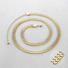 Gold Chain Ladies Waist Chain Charm Belt Adjustable So One Size Fits All BL-454