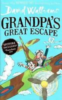 Grandpa's Great Escape by David Walliams NEW