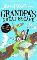 Grandpa's Great Escape by David Walliams NEW