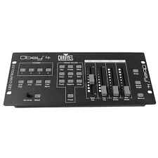 Chauvet DJ Obey 4 DMX 4 Channel LED Wash Light Controller RGBA/RGBW