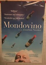 Original Movie Poster For Mondovino Single Sided 27x40
