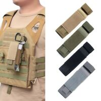 Tactical Molle Storage Pouch EDC Gear Holder EMT Pouch for TQ Shear Flashlaight