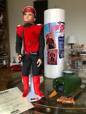 "Thunderbirds Captain Scarlet 21"" Sylvia Anderson Porcelain Doll Limited Edition"