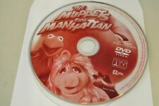 The Muppets Take Manhattan (DVD, 2001)Disc Only Free Shipping 1-326