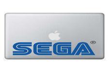 SEGA LOGO Ordinateur Portable Autocollant decal Macbook Ipad amovible vinyle console de jeux rétro