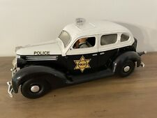 1990 Playmates Dick Tracy Squad Police Car With Figure