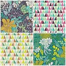 Art Gallery Fabrics Succulence Fat Quarter Bundle  Floral geometric / quilting