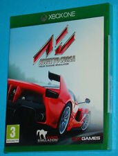 Assetto Corsa - Microsoft XBOX ONE - PAL New Nuovo Sealed