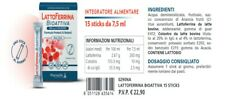 PHARMALIFE LATTOFERRINA BIODISPONIBILE +COLOSTRO (Sticks)