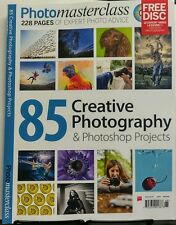 Photo Masterclass 85 Creative Photography & Photoshop Projects FREE SHIPPING sb