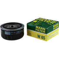 Original MANN-FILTER Ölfilter Oelfilter W 85 Oil Filter