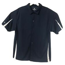 Holloway 100% Polyester Blue Xl Sports Shirt